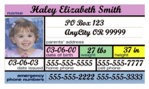 Free-Child-Car-Seat-ID-Tag