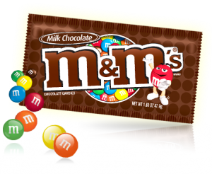 Coupon-M&M
