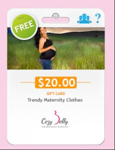 free-cozy-belly-giftcard-giveaway