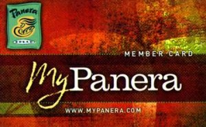 Panera-Card