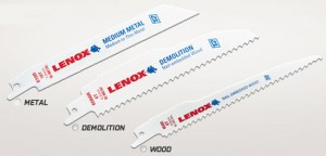 Lenox-T2-Reciprocating-Blade-Samples