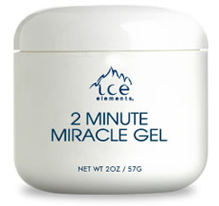 Ice Elements 2Minute  Miracle Gel