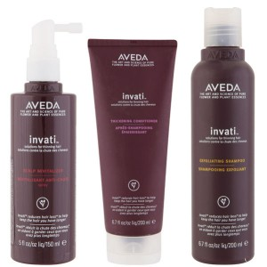 Aveda Invati Shampoo, Conditioner & Revitalizer