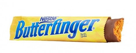 Image result for Butterfinger candy