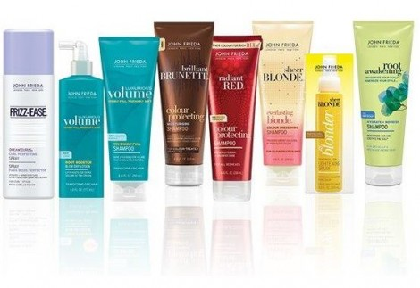Free Sample John Frieda Product