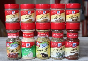 McCormick-Spices