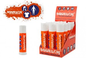 Free Sample Squelch Odor Remover