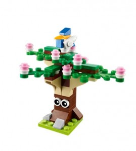 free-lego-spring-tree-mini-model-build