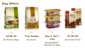 free-sample-zero-grain-dog-food
