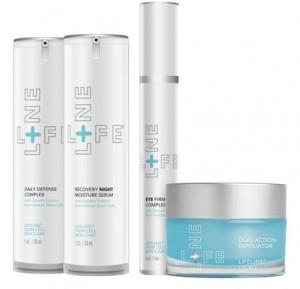 Free Sample Lifeline Skin Care Eye Firming Complex