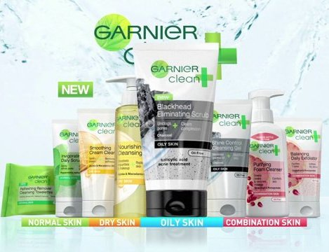 Garnier-Clean-Samples