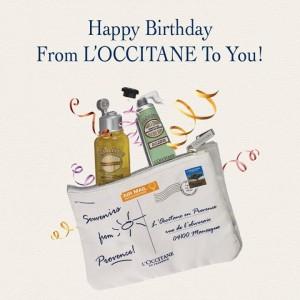 LOccitane-Birthday-Gift