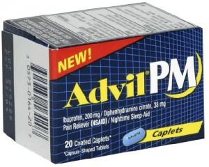 Advil-Samples