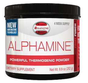 alphamine-free samples