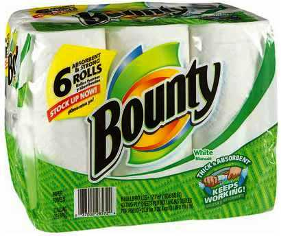 Bounty-Paper-Towel