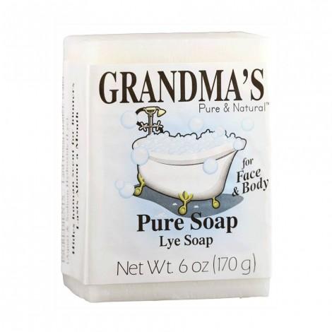 Grandmas- Lye-Soap