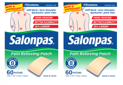 salonpas-free-sample